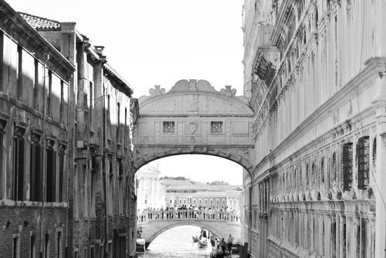 Venezia, Ponte dei Sospiri (499 clic)
