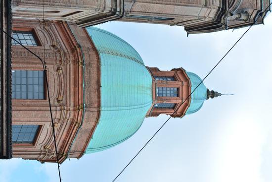 Bologna, Cupola del Santuario di santa Maria (299 clic)