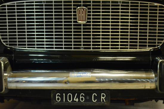 Cremona , Notte dei Musei, Fiat vintage (504 clic)