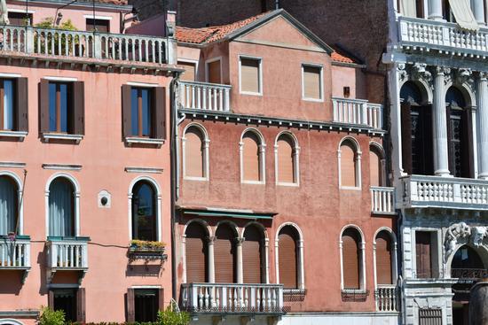 Venezia, pallazzi affacciati sul Canal Grande (479 clic)