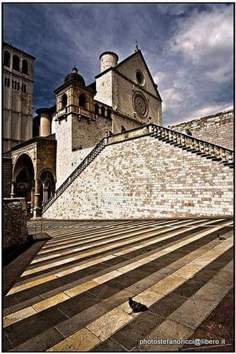 Assisi La basilica (723 clic)