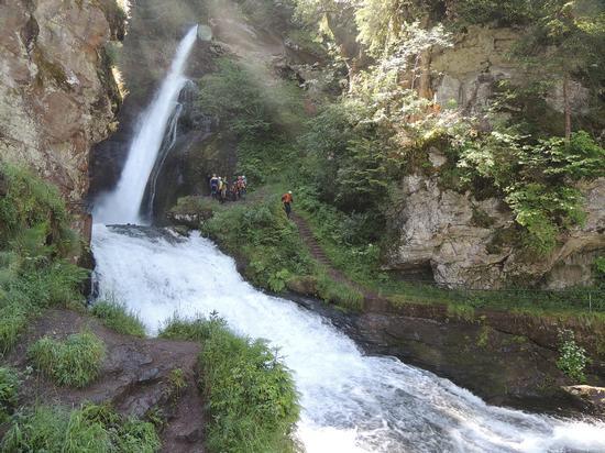 La Cascata - Cavalese (477 clic)