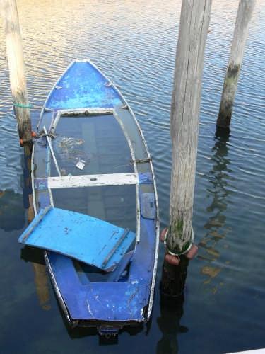 colpita e affondata - Chioggia (2785 clic)