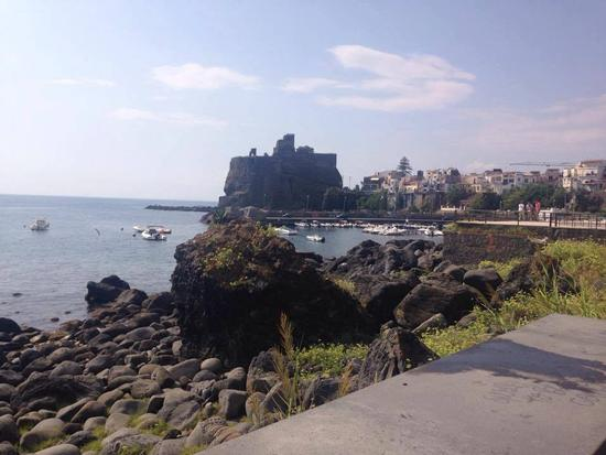 La Magia del Castello. - Aci castello (479 clic)