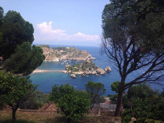 Isola Bella  - Taormina (609 clic)