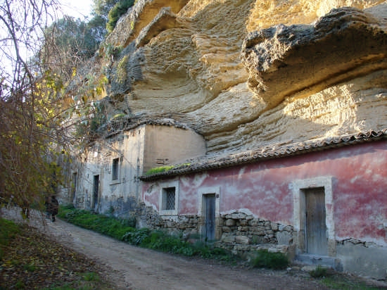 le cave - Lentini (3540 clic)