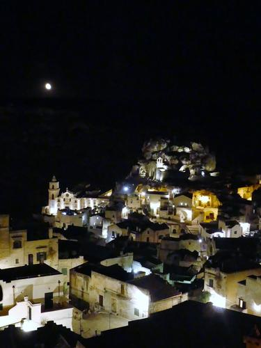 Sassi by night  - Matera (282 clic)