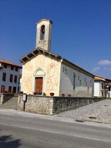 Oratorio dei Battuti - Pinzano al tagliamento (246 clic)