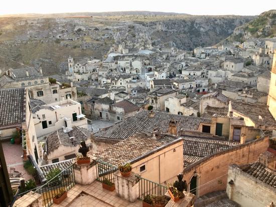 Alba nel sasso barisano - Matera (477 clic)