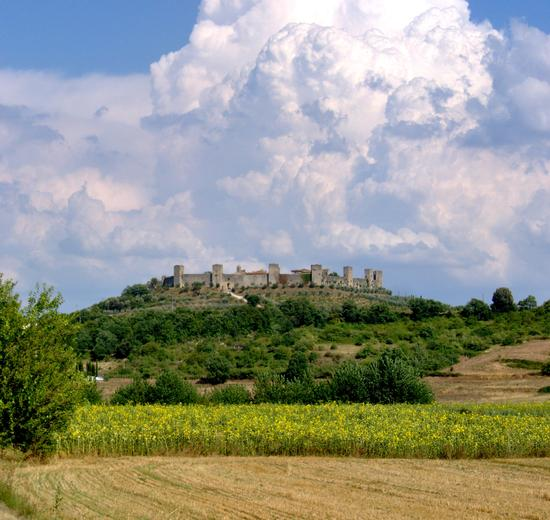 Monteriggioni (419 clic)