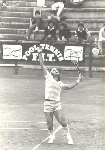 Guillermo Vilas - Roma (615 clic)
