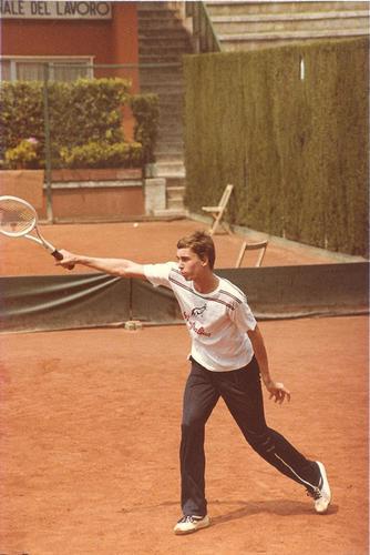 Ivan Lendl - Roma (400 clic)