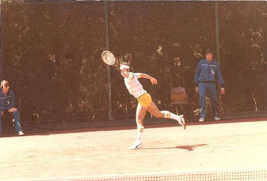 Guillermo Vilas - Roma (425 clic)