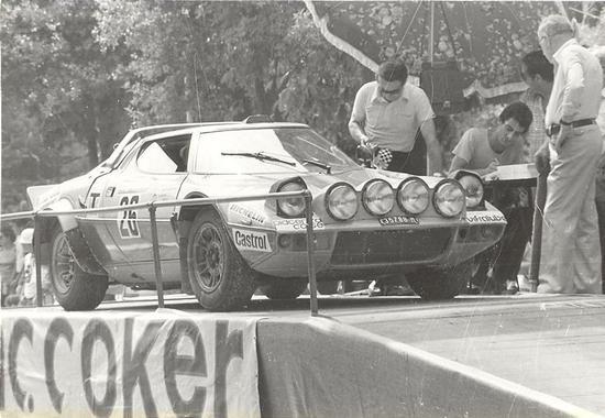 Lancia Stratos - Cesena (788 clic)