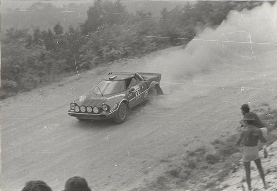 Lancia Stratos - Cesena (522 clic)