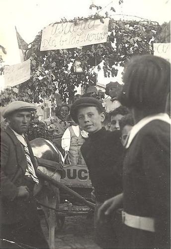 Festa dell'Uva 1936 - Alfonsine (778 clic)