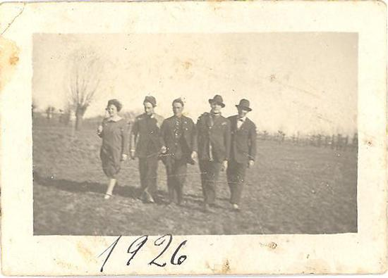 Ragazzi & Ragazze 1926 - Alfonsine (570 clic)