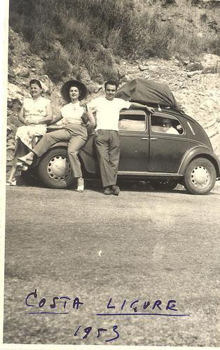Famiglia in vacanza - Ospedaletti (907 clic)