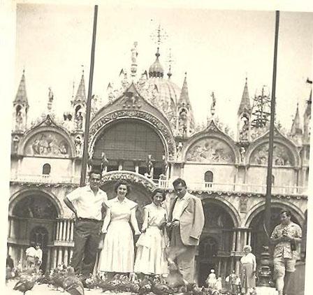 Coppie in vacanza - Venezia (824 clic)