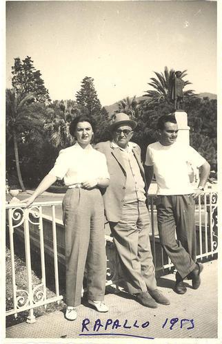 Signori in vacanza 1953 - Ospedaletti - inserita il 15-Mar-18