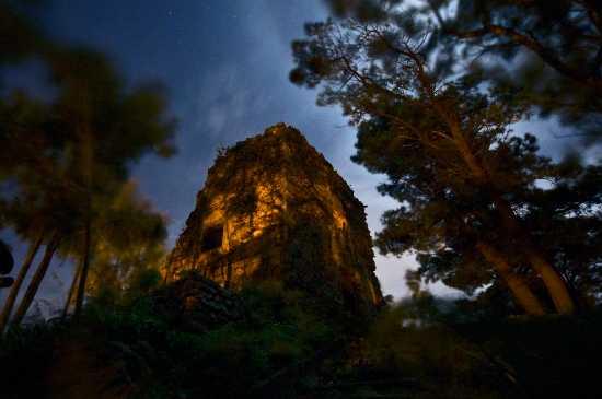 La torre di Rometta (3230 clic)