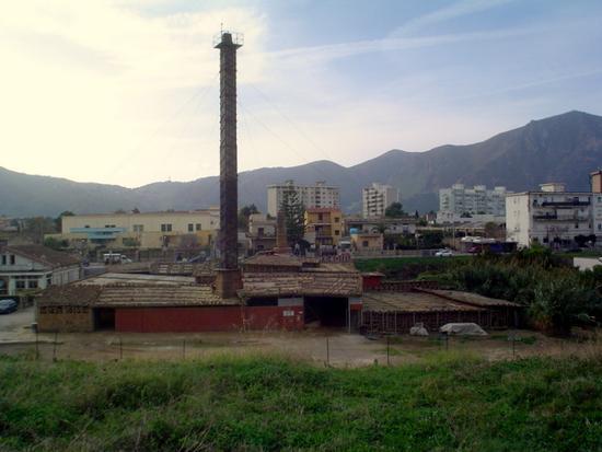 Archeologia industriale - Palermo (995 clic)