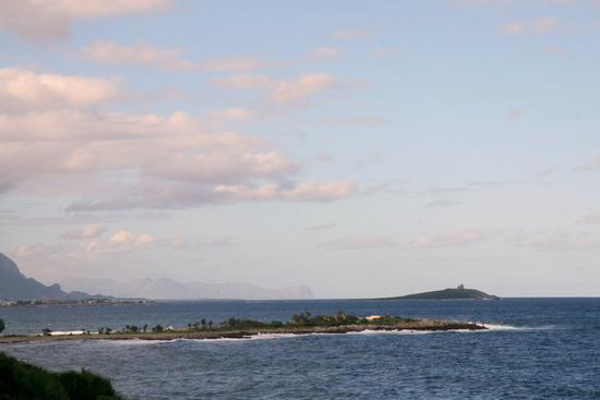 Punta Barcarello - Riserva naturale capo gallo (2753 clic)