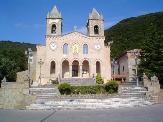 Santuario - Gibilmanna (904 clic)