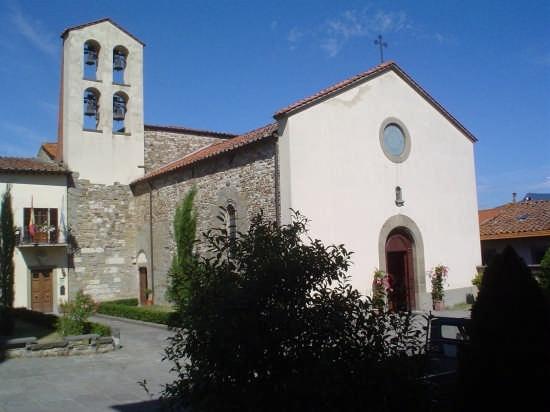 Chiesa nel Centro Storico. - Bibbiena (2617 clic)