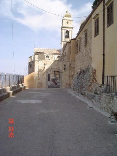 Santuario Madonna del Balzo  - Bisacquino (3073 clic)