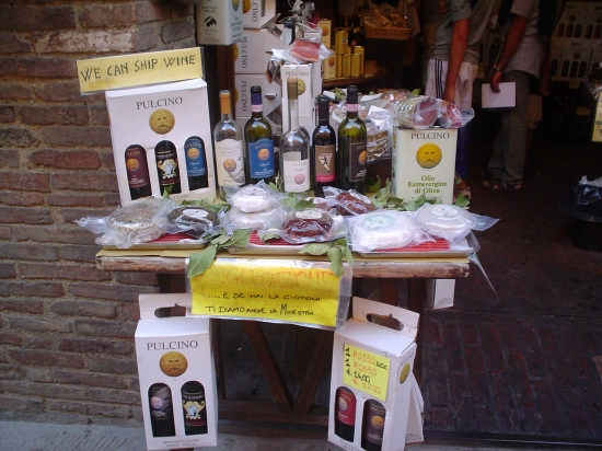 Marketing - Montepulciano (2039 clic)