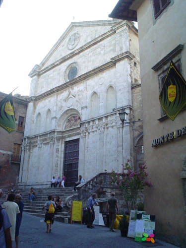 Chiesa - Montepulciano (2318 clic)
