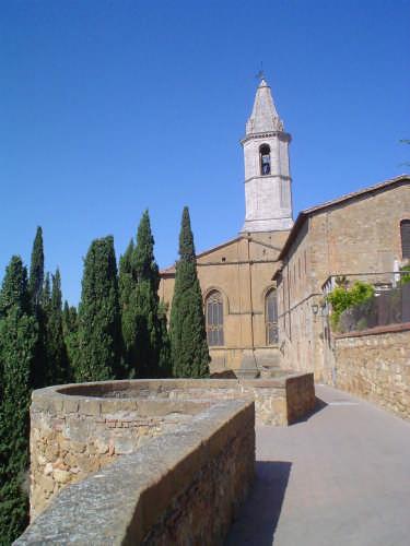 Sulle Mura - Pienza (2229 clic)
