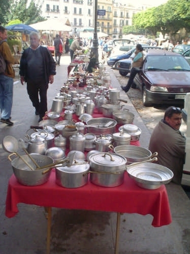 Mercato antiquariato Piazza Marina - Palermo (5579 clic)