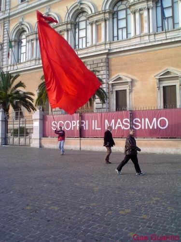 MANIFESTAZIONE C.G.I.L. 4 aprile 2009 - Roma (2441 clic)