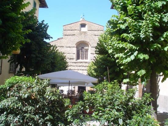 bella tra il verde! - Arezzo (3437 clic)