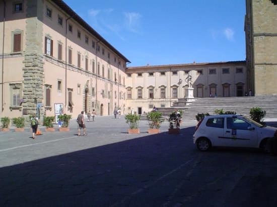 scorcio del centro storico - Arezzo (3031 clic)