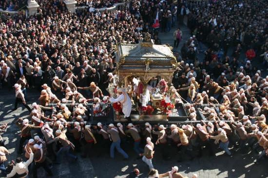 Festa di San Sebastiano - Acireale (4713 clic)