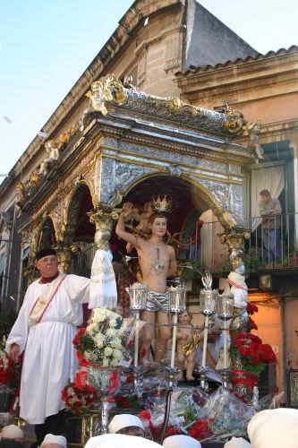 Festa di San Sebastiano - Acireale (5067 clic)