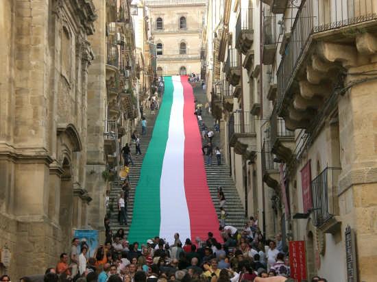 La scala tricolore - Caltagirone (6490 clic)