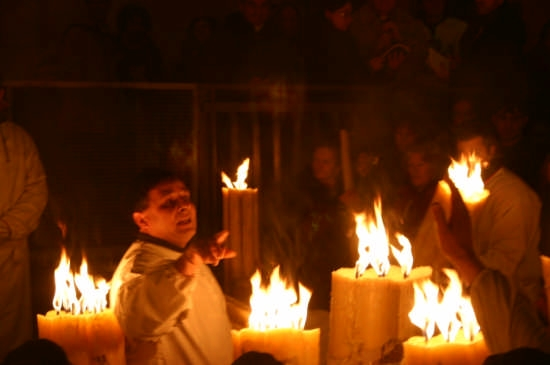 La festa del fuoco - Catania (3294 clic)