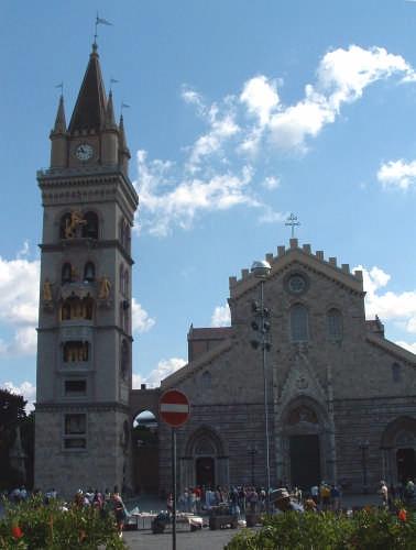 Duomo di Messina (3155 clic)