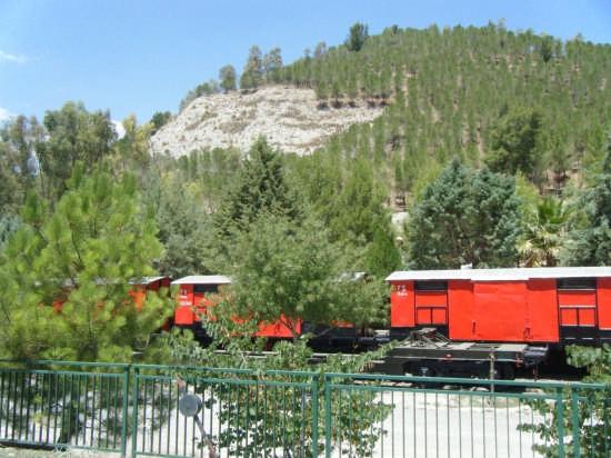 Il treno di Villarosa (4198 clic)