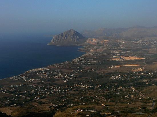 panorama - Erice (3709 clic)