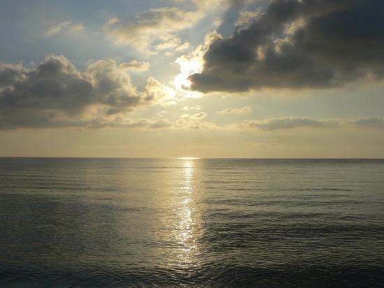 ore 6.30 am cala ginepro - Orosei (5001 clic)