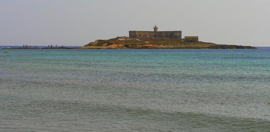 isola delle correnti... una punta della trinacria (3437 clic)