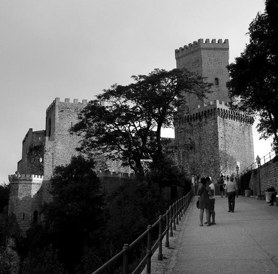 castello - Erice (2315 clic)