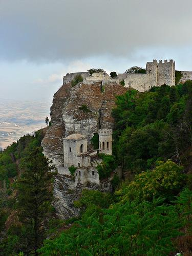 castello - Erice (4117 clic)