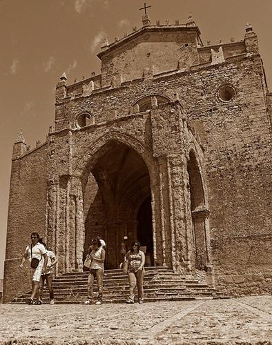 chiesa Madre del XIV sec. - Erice (2625 clic)
