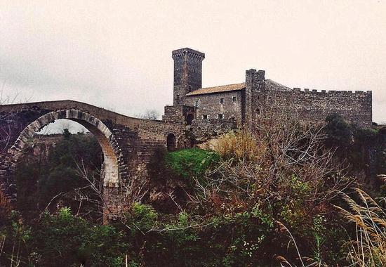 castello di Vulci (2626 clic)